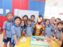 Celebration of children birthday 2016