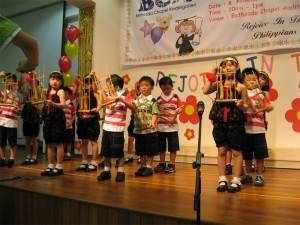 An Angklung Ensemble by K2