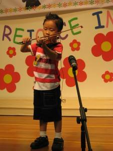 Violin Play by Looi Jia Hwee, K2