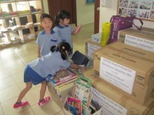 Pens & Pencils Charity Drive