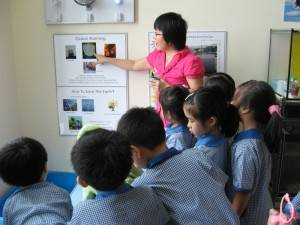Learning Journey on green power for our K2 kids