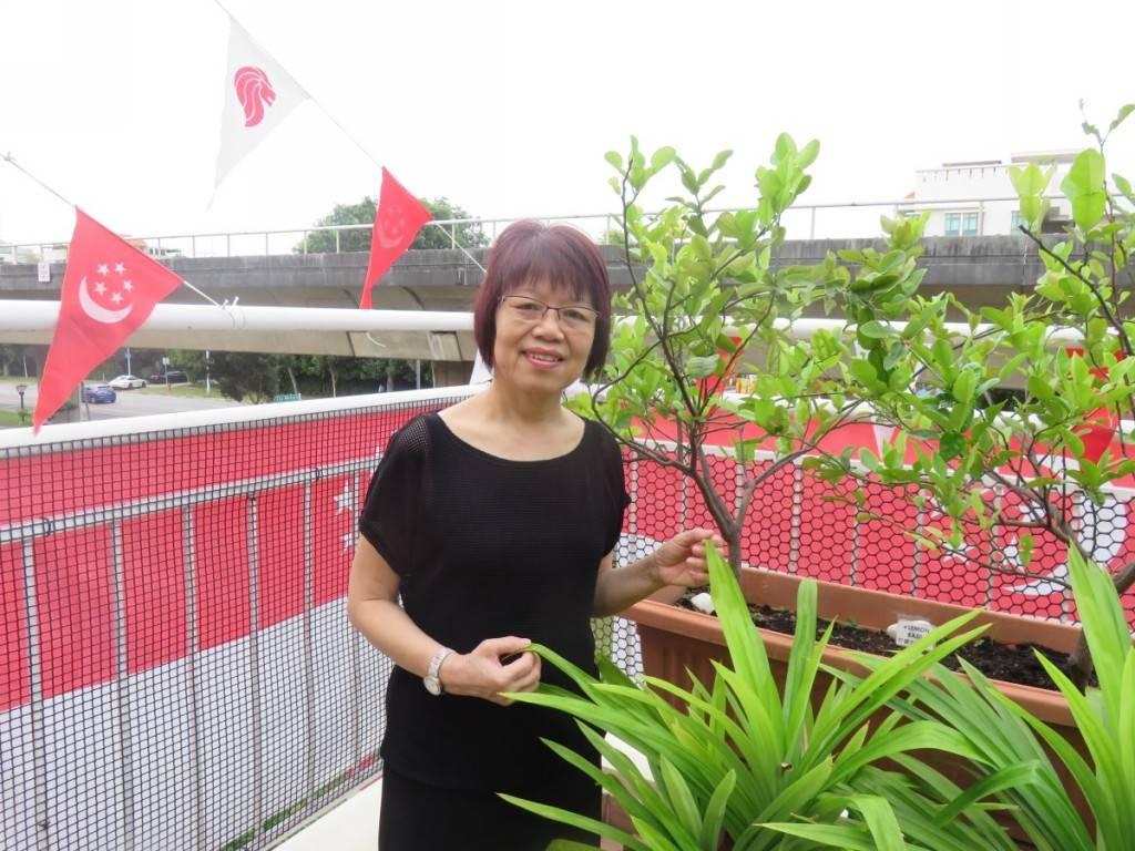 Madam Chong (English Teacher)