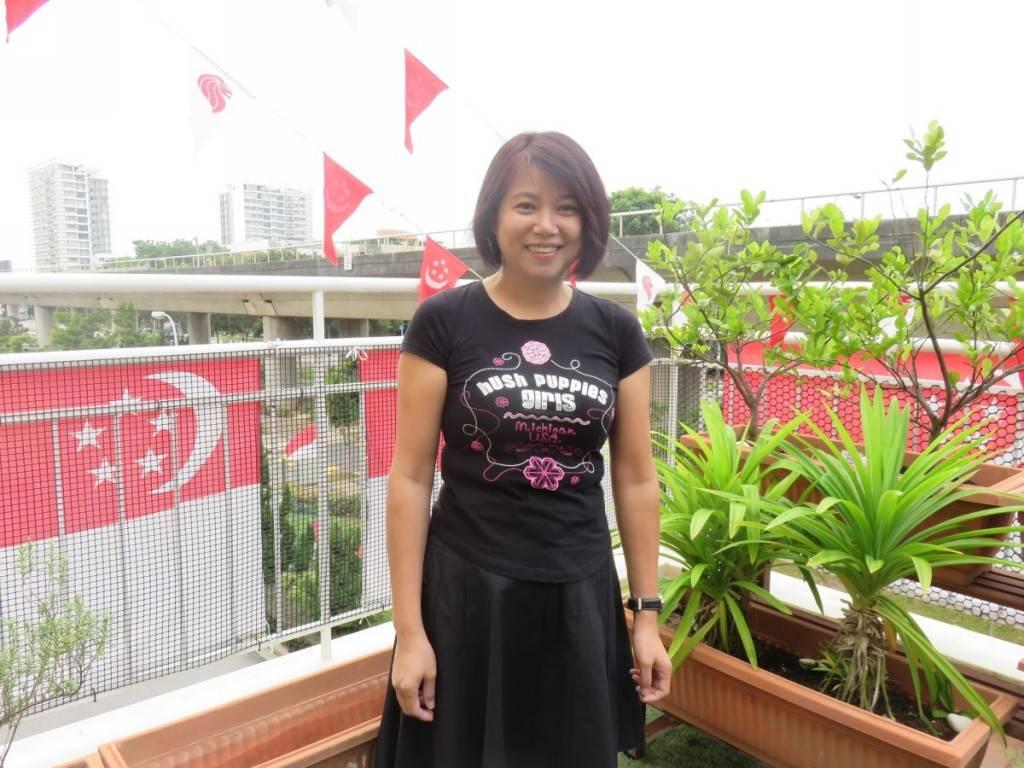 Madam Lee (Teachhing Aide)