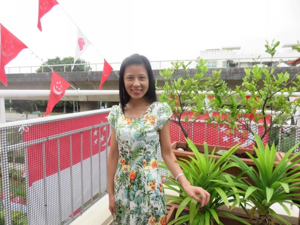 Madam Qiu (Chinese Teacher)