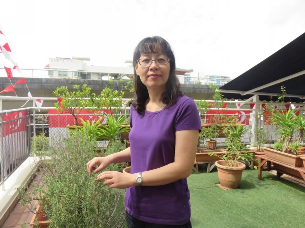 Madam Yu (Chinese Teacher)