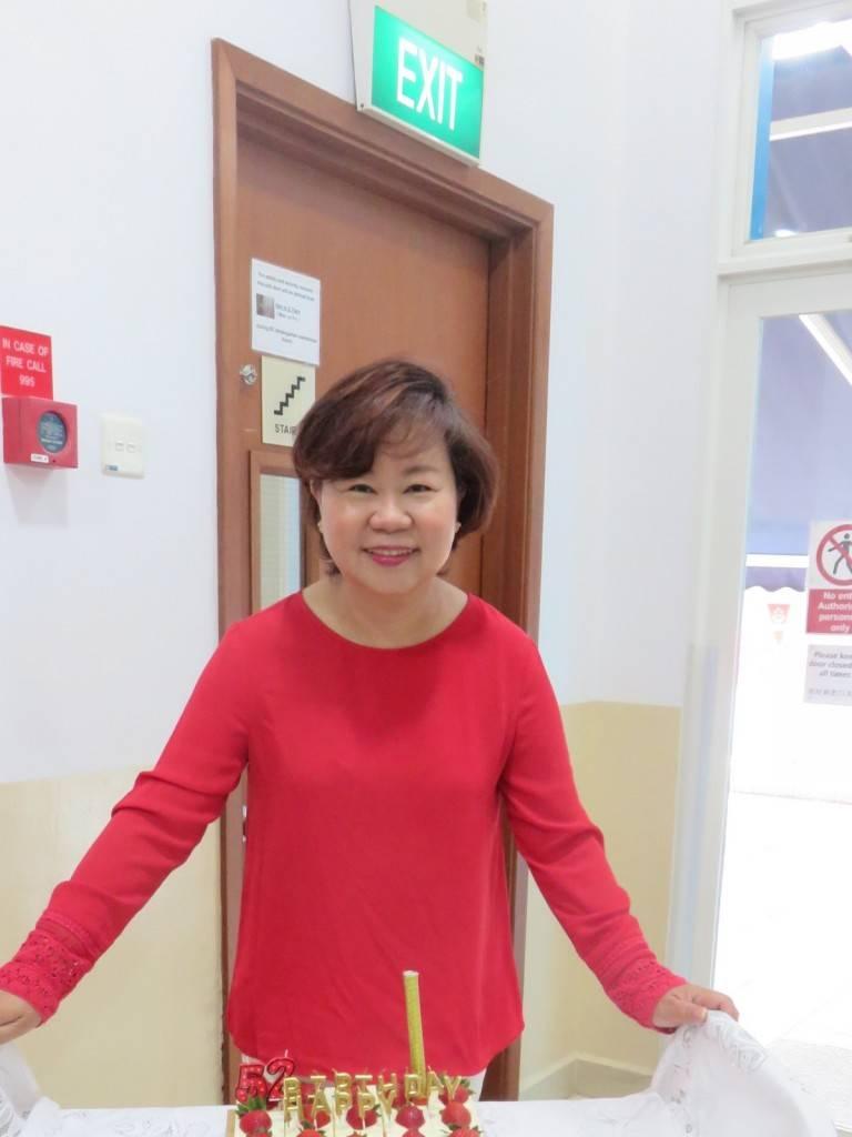 Mrs Patsy Loy (Principal)