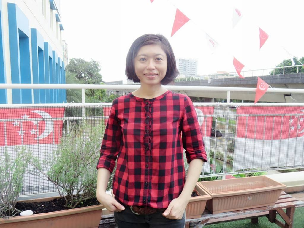 Ms Chuah (Chinese Teacher cum Admin)