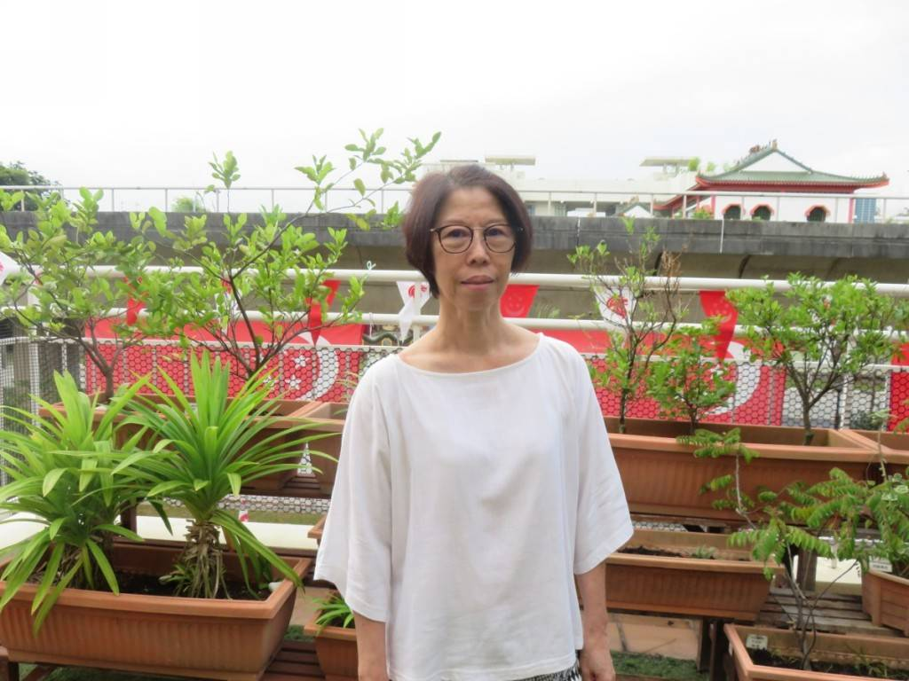 Ms Elaine Yap (English Teacher)